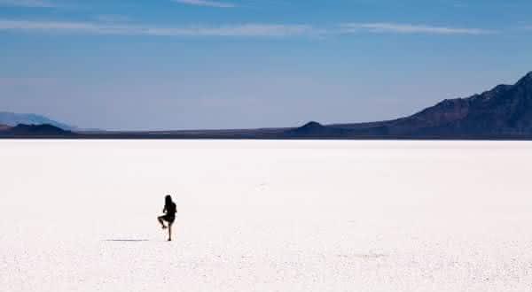 Bonneville Salt Flats entre os desertos de sal mais incriveis do mundo
