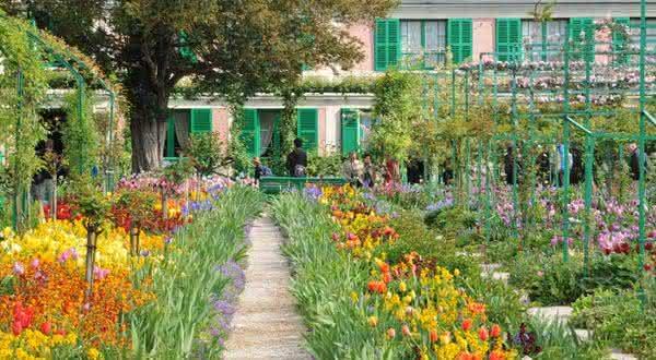 Top 10 jardins mais bonitos do mundo 9