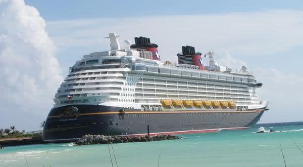 Disney Fantasy entre os navios de cruzeiros mais caros do mundo