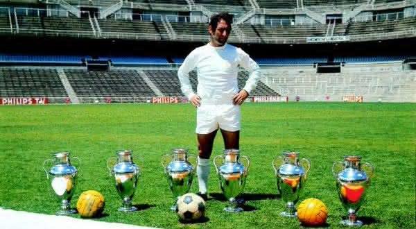 Top 10 maiores jogadores do Real Madrid de todos os tempos