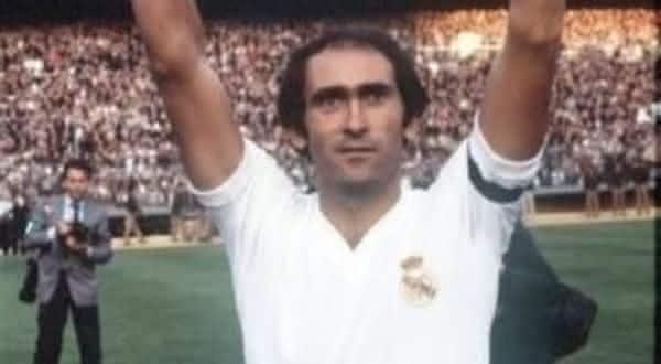 Jose Pirri entre os maiores jogadores do Real Madrid de todos os tempos