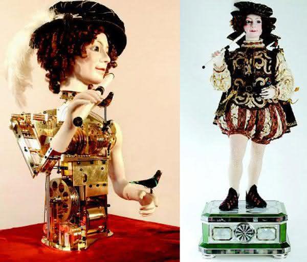 LOiseleur entre as bonecas mais caras do mundo