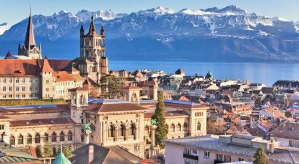 Lausanne entre os lugares mais caros para alugar imoveis