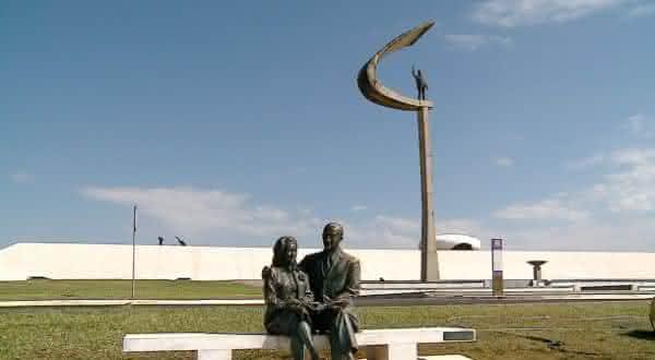 Memorial Juscelino Kubitschek entre as coisas para ver e fazer em Brasilia