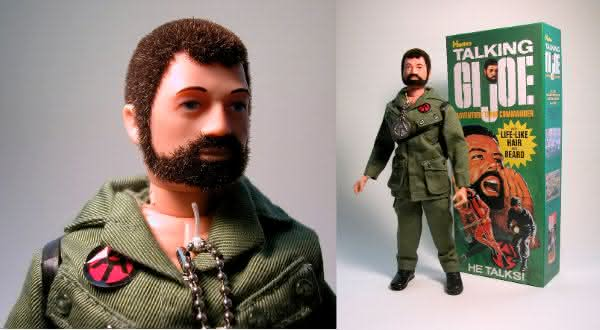 Original G I Joe entre as bonecas mais caras do mundo