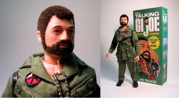 Original G I Joe entre as bonecas mais caras do mundo