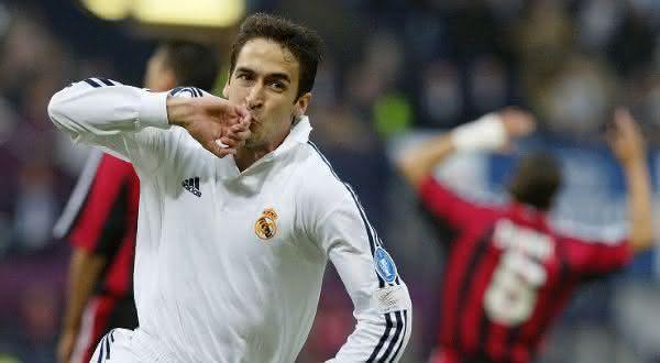 Raul Gonzalez entre os maiores jogadores do Real Madrid de todos os tempos