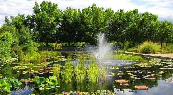Top 10 jardins mais bonitos do mundo 2