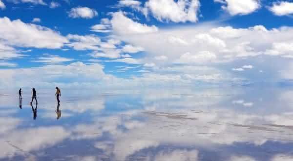 Salar de Uyuni entre os desertos de sal mais incriveis do mundo