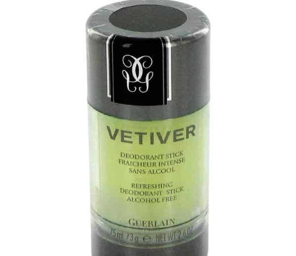 Vetiver Guerlain entre os desodorantes mais caros do mundo
