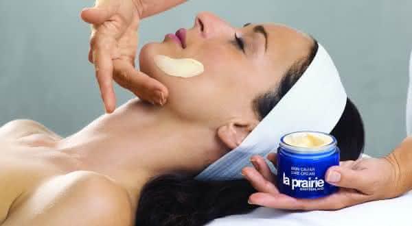 White Caviar Illuminating Facial entre os tratamentos de beleza facial mais caros do mundo