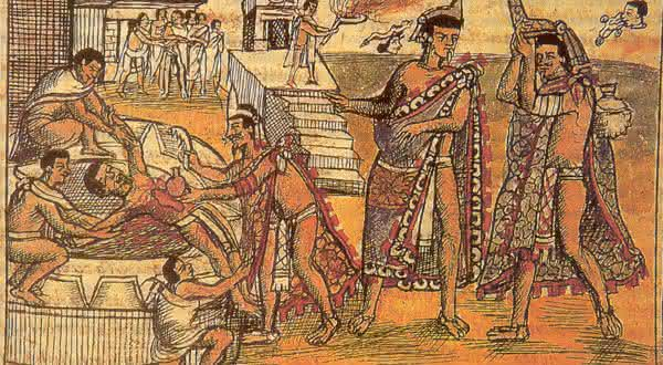 astecas entre as crencas da vida apos a morte de diferentes religioes