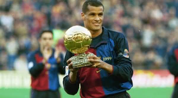 rivaldo entre os maiores meia-atacantes da historia do futebol