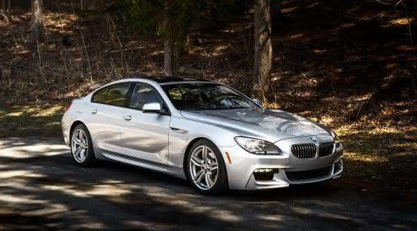 BMW 640i Gran Coupe entre os carros sedan de luxo mais caros do mundo