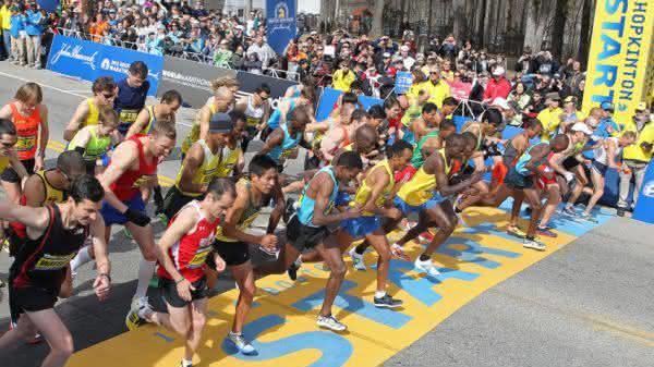 Boston entre as maratonas com os melhores premios do mundo