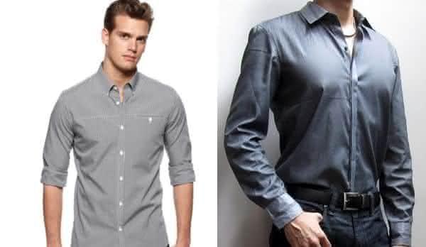 Calvin Klein entre as marcas de camisas masculinas mais vendidas do mundo