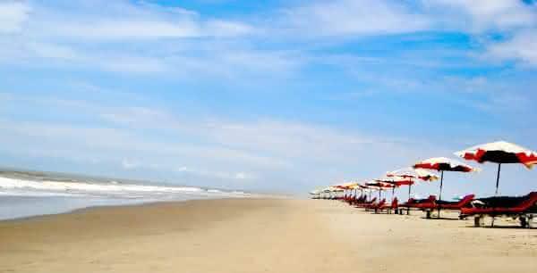 Cox s Bazar entre as praias mais longas do mundo