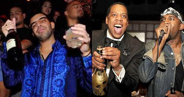 Drake Lil Wayne entre as transacoes de cartao de credito mais caras do mundo