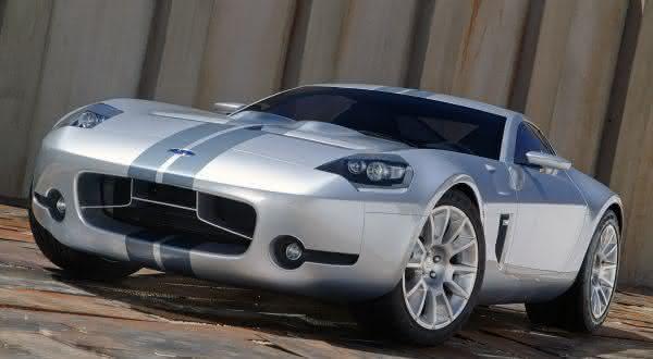 Ford Shelby GR-1 Concept entre os carros da FORD mais caros do mundo