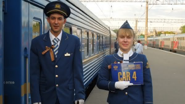 Golden Eagle Trans-Siberian Express 2 entre os trens mais luxuosos do mundo