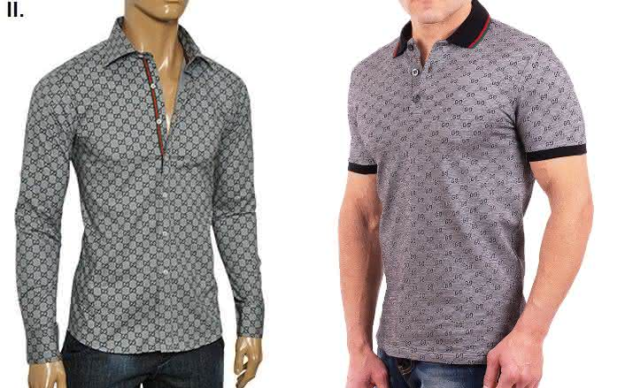 Gucci entre as marcas de camisas masculinas mais vendidas do mundo 796c90430244e