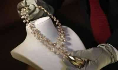 Incomparable Diamond Necklace entre as joias mais caras do mundo