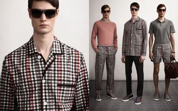 Louis Vuitton entre as marcas de camisas masculinas mais vendidas do mundo