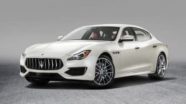 Maserati Quattroporte entre os carros sedan de luxo mais caros do mundo