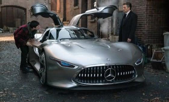 Mercedes Benz AMG vision gran turismo concept 2013 entre os carros da Mercedes Benz mais caros