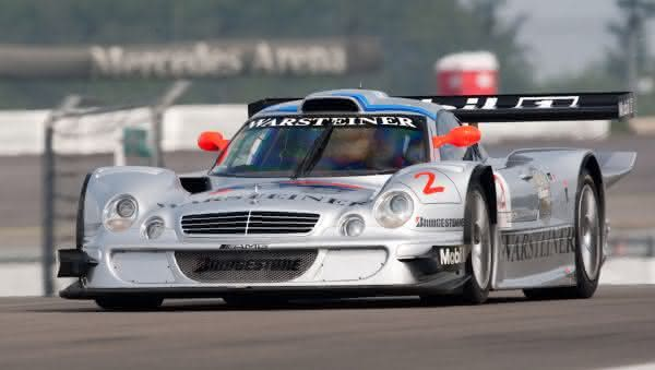 Mercedes Benz CLK LM Starben Version 1998 entre os carros da Mercedes Benz mais caros