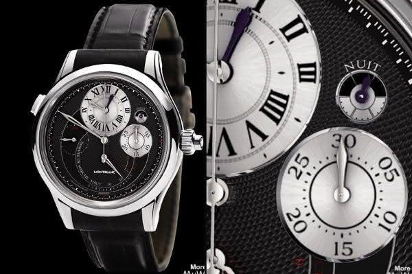 Montblanc Grand Chronographe Regulateur entre os relogios Montblanc mais caros de todos os tempos