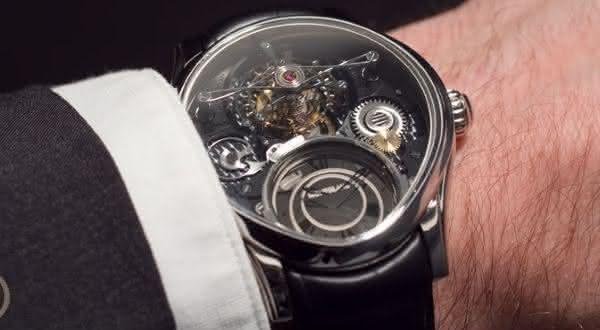 Montblanc Tourbillon Bi-Cylindrique entre os relógios Montblanc mais caros de todos os tempos