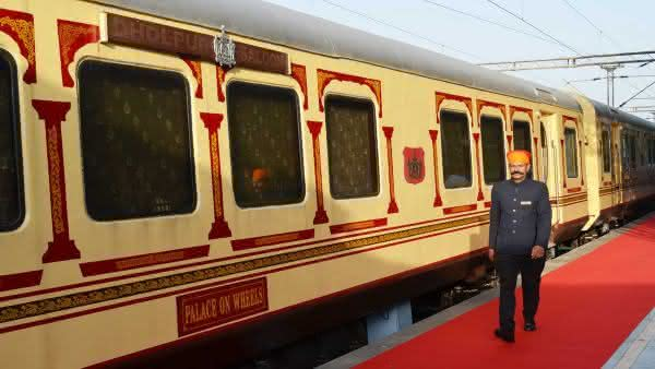 Palace on Wheels 2 entre os trens mais luxuosos do mundo