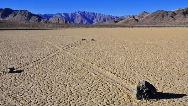 Rochas deslizantes entre os fenomenos naturais mais incriveis do mundo