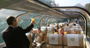 Rocky Mountaineer entre os trens mais luxuosos do mundo
