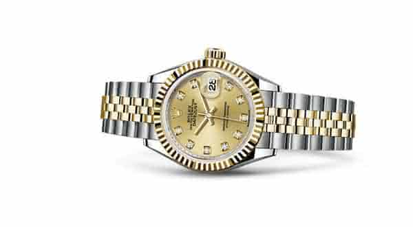Rolex Datejust Ladies entre os relogios femininos mais caros do mundo