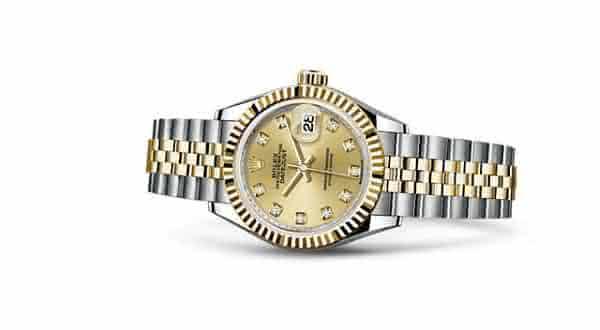 Rolex Datejust Ladies entre os relogios femininos mais caros do mundo