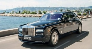 Rolls Royce Phantom entre os carros sedan de luxo mais caros do mundo