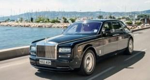 Rolls Royce Phantom entre os carros sedan de luxo mais caros do mundo