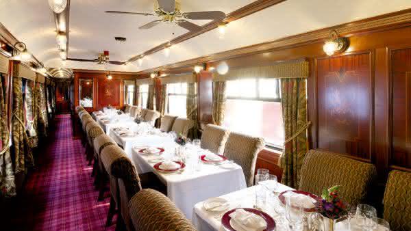 Top 10 trens mais luxuosos do mundo 8