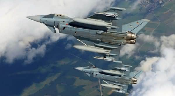 forca aerea alema entre as maiores forcas aereas do mundo