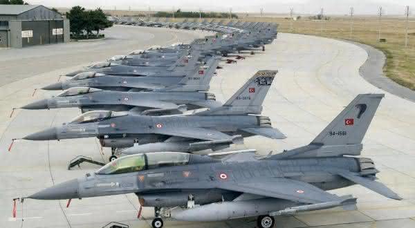 forca aerea turquia entre as maiores forcas aereas do mundo