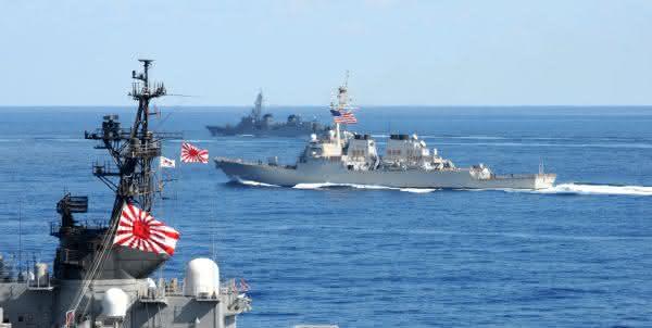 japao entre as maiores marinhas do mundo