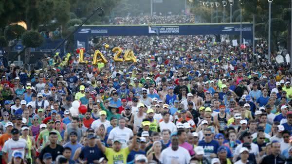 los angeles entre as maratonas com os melhores premios do mundo