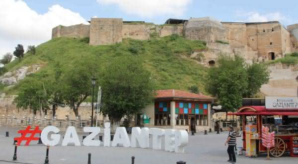 Gaziantep entre as cidades mais antigas do mundo