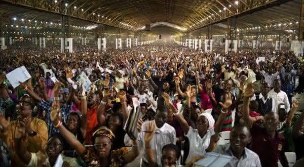 Top 10 maiores igrejas da África