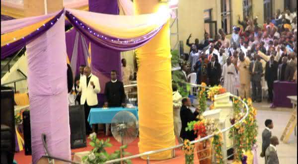The Apostolic Church Nigeria entre as maiores igrejas da africa