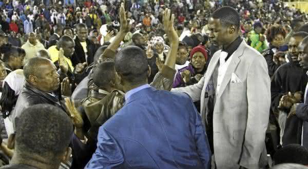United Family International Church entre as maiores igrejas da africa