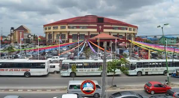 Word of Life Bible Church 2 entre as maiores igrejas da africa
