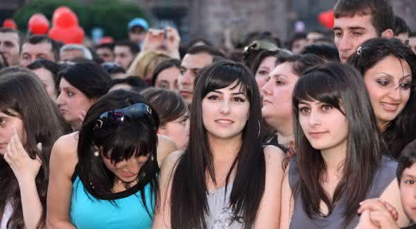 armenia entre os paises com mais mulheres do que homens